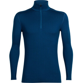 Icebreaker M's Tech Top LS Half Zip Largo